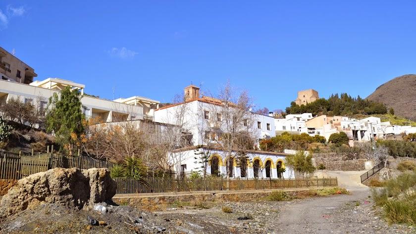 El municipio de Gérgal.