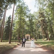 Wedding photographer Alena Kornyushkina (Kornyus864). Photo of 12.09.2014