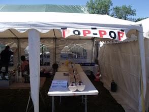 Photo: le coin des pop-pop.........