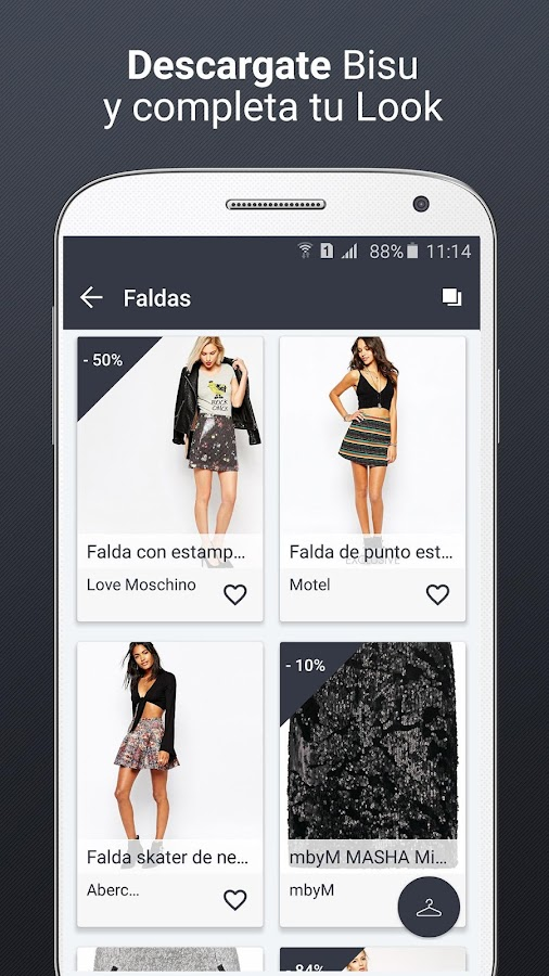 Bisu - Moda Ofertas Tendencia- screenshot