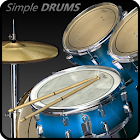 Simple Drums Basic - Realistic Drum App icon
