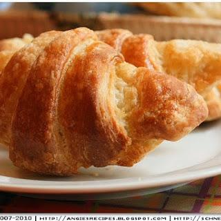 Spelt Croissants Recipe