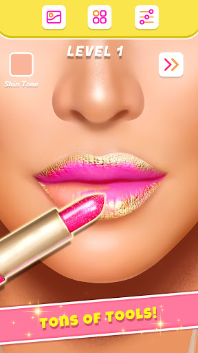 Lip Art Makeup Artist Apk Mod 1 0 Unlimited Money Crack Games Download Latest For Android Androidhappymod