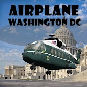 Airplane Washington DC
