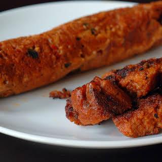 Vegan Chorizo Sausages.