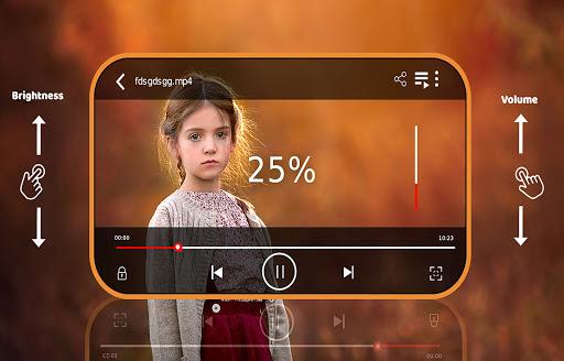 4K HD Video Player - All Format Video screenshot 11