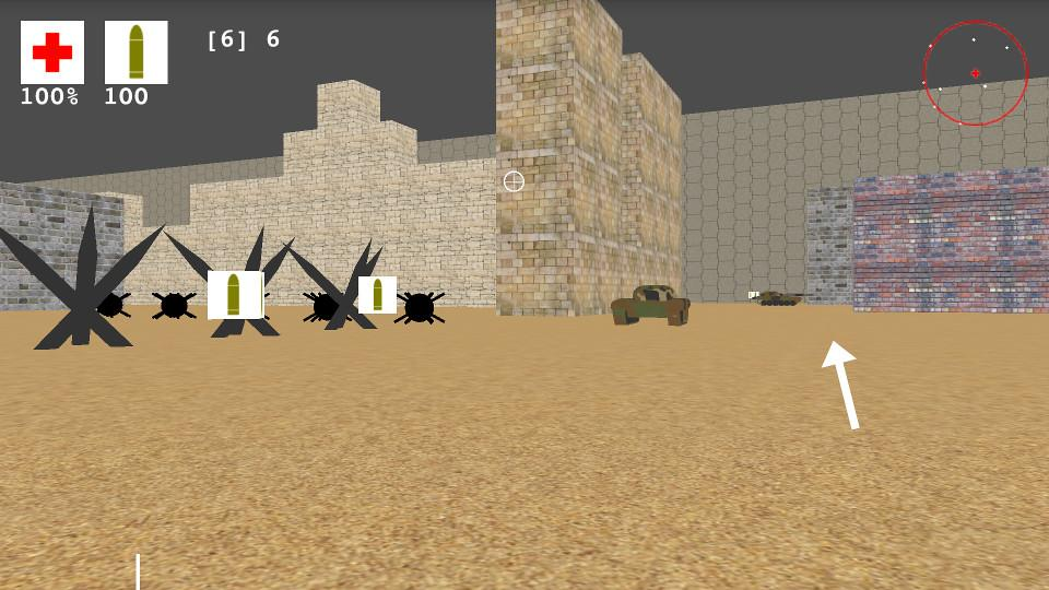 Tank Game- screenshot