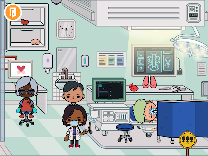 Toca Life: Hospital- screenshot thumbnail
