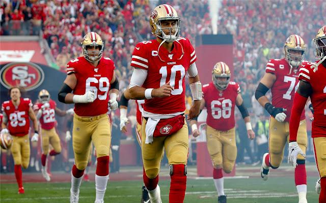 San Francisco 49ers Themes & New Tab