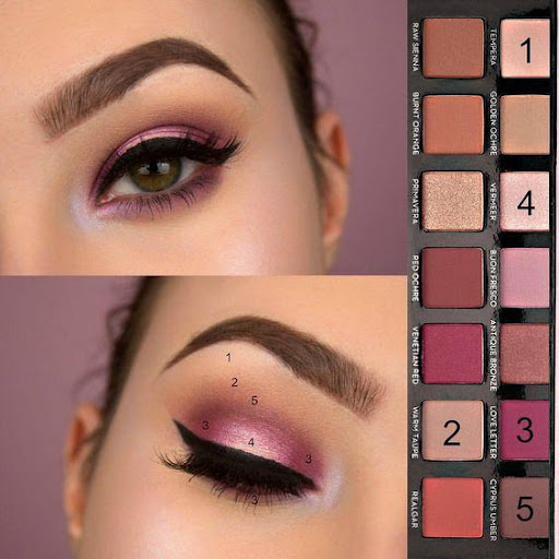 Makeup training (face, eye, lip) ud83dudc8eu269cufe0fu269cufe0f 4.0.3 screenshots 4