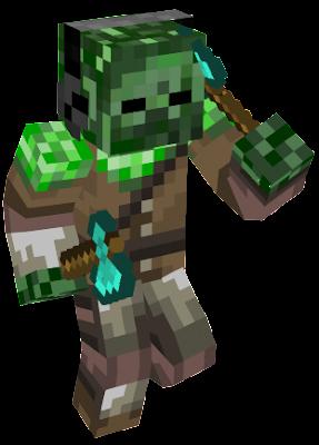 its a zombe