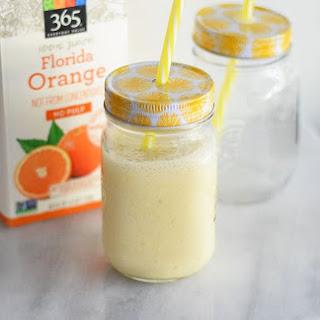Copycat Orange Julius Smoothie Recipe