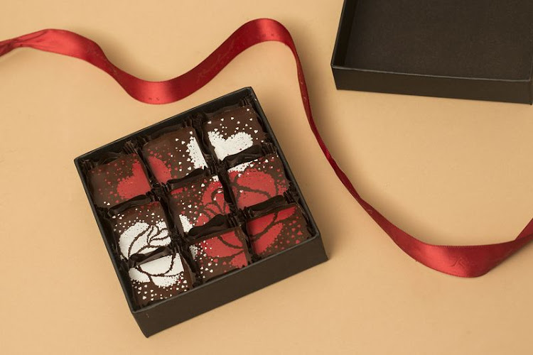 The next-level design of Recchiuti chocolates. Picture: BLOOMBERG