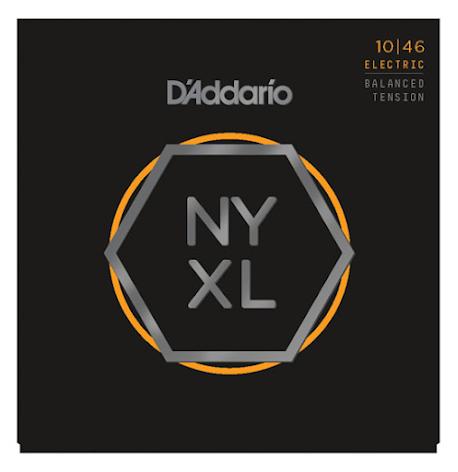 DADDARIO NYXL1046BT Elgitarr NYXL 010-046 (Balanced Tension)