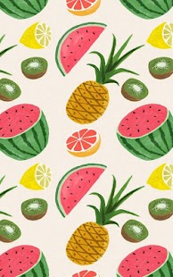 Cute Pineapple Wallpapers - náhled