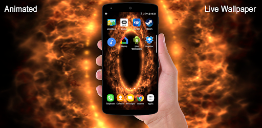 Sauron Eye Live Wallpaper Apps On Google Play