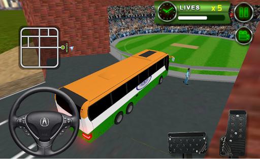 Cricket Cup Bus 1.8 screenshots 11