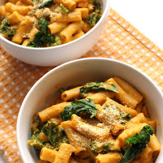 The Best Sweet Potato Vegan Mac and Cheese (Gluten-free, Nut-free, Oil-free).
