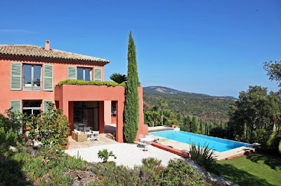 A Stunning Villa in the Bay of St Tropez