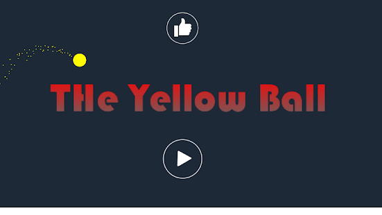 Yellow Ball 4 - náhled