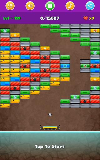 Super Brick Breaker apktram screenshots 17