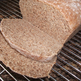 Whole Wheat Bran Bread.