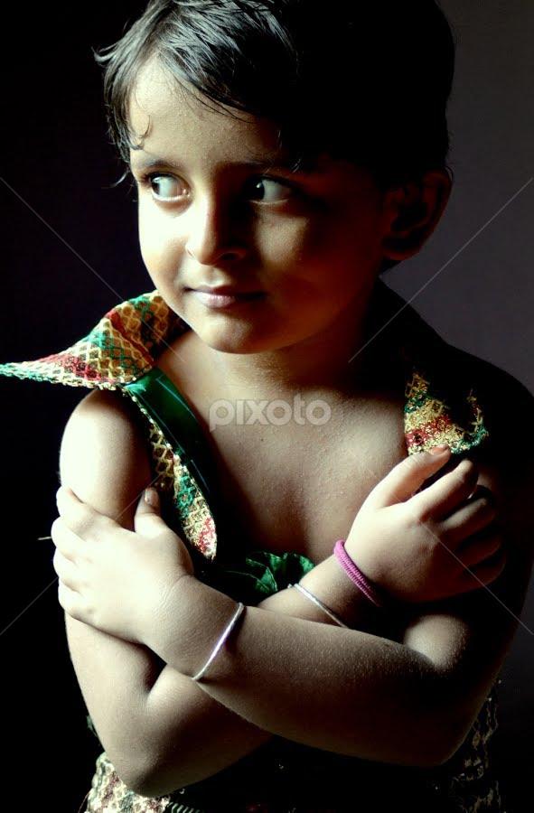 look at me  by Saheb Santanu - Babies & Children Children Candids