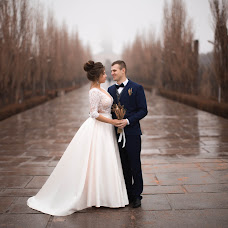 Wedding photographer Veronika Kurdova (NIKAKURD). Photo of 31.01.2018
