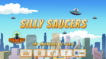 Silly Saucers