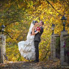 Wedding photographer Aleksandr Vlasyuk (alexandrstudio). Photo of 08.10.2013