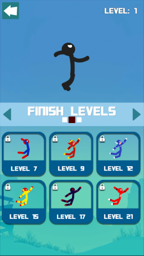 Download Stickman Rope Hero 2 Mod Apk : download, stickman, Download, Super, Hook:, Stickman, Swing, 1.0.3, (Unlimited, Money), Android