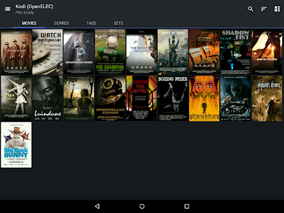 Yatse, the Kodi / XBMC Remote – Miniaturansicht des Screenshots