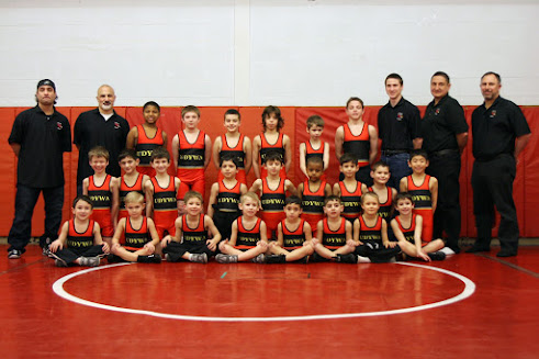 UDYWA 2014-15 Team