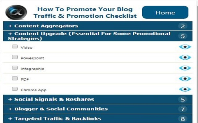 How To Promote Your Blog (Tools Checklist)