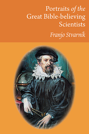 Portraits of the Great Bible-believing Scientists cover