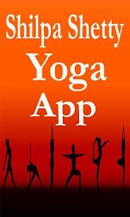 Shilpa Shetty Yoga App Videos - náhled