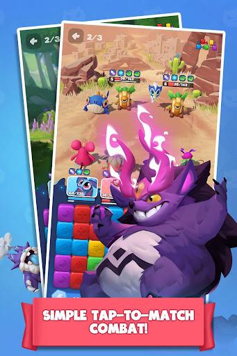 Télécharger Puzzle Eudemon Tales APK MOD (Astuce) screenshots 2