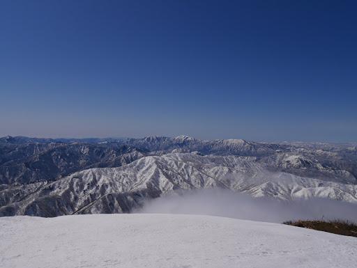 下に縫ヶ原山