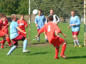 Photo: 25/08/07 v Old Parmiterians (HSCL1) 0-2 - contributed by Martin Wray