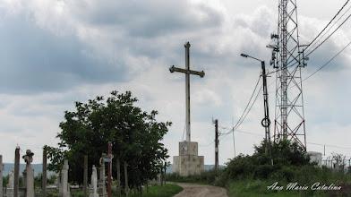 Photo: Crucea Mantuirii Neamului  Str. Curcubeului, zona Cimitir Turda-Veche 2013.06.29 http://ana-maria-catalina.blogspot.ro/2013/06/turda-crucea-mantuirii-neamului.html