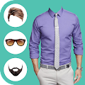 Man Shirt Photo Suit APK