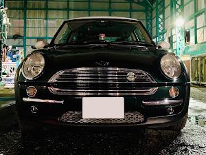 BMW ミニ  クーパー RA16(R50)・2002年式のカスタム事例画像 友千代@しゃろとも文化人さんの2018年11月03日08:08の投稿