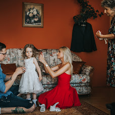 Wedding photographer Rafał Pyrdoł (RafalPyrdol). Photo of 27.08.2018