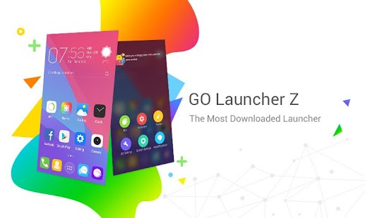 GO Launcher-Theme,Wallpaper- screenshot thumbnail