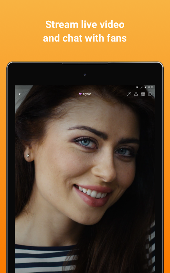FlirtyMania – Free Video Chat- screenshot