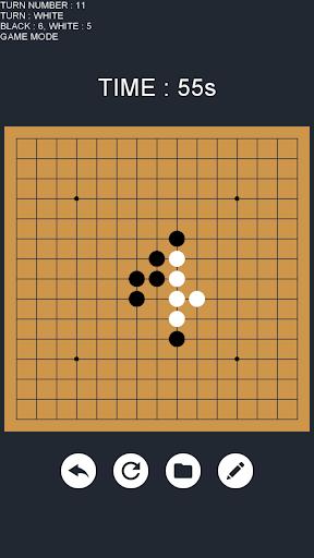 免費下載棋類遊戲APP|Omok (Five in a Row) app開箱文|APP開箱王