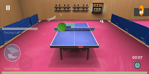 Table Tennis ReCrafted! android2mod screenshots 20