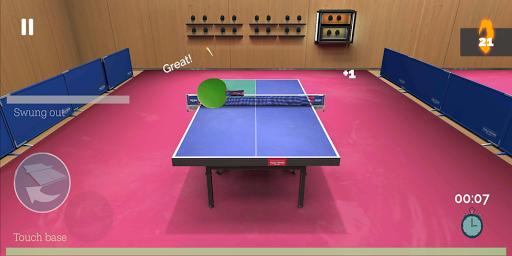 Table Tennis ReCrafted! apktram screenshots 20
