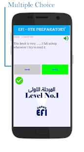 EFI - 6th Preparatory - náhled