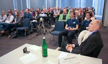 Photo: Winfried Schulz (Moderation) - Panel 9 - 57. Jahrestagung der Deutschen Gesellschaft für Publizistik- und Kommunikationswissenschaft vom 16. bis 18. Mai 2012 in Berlin - Mediapolis: Kommunikation zwischen Boulevard und Parlament